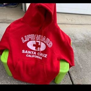 Santa Cruz Lifeguard Sweatshirt